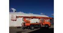 Plošina LIAZ 110 dosah 22 m