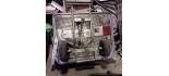 Manipulační vozík na dlažbu